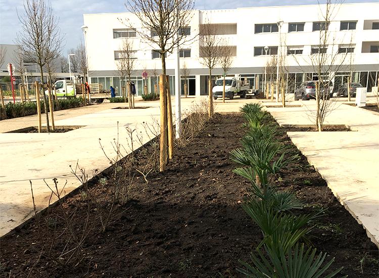 plantations place fontaine sèche domaine technivert