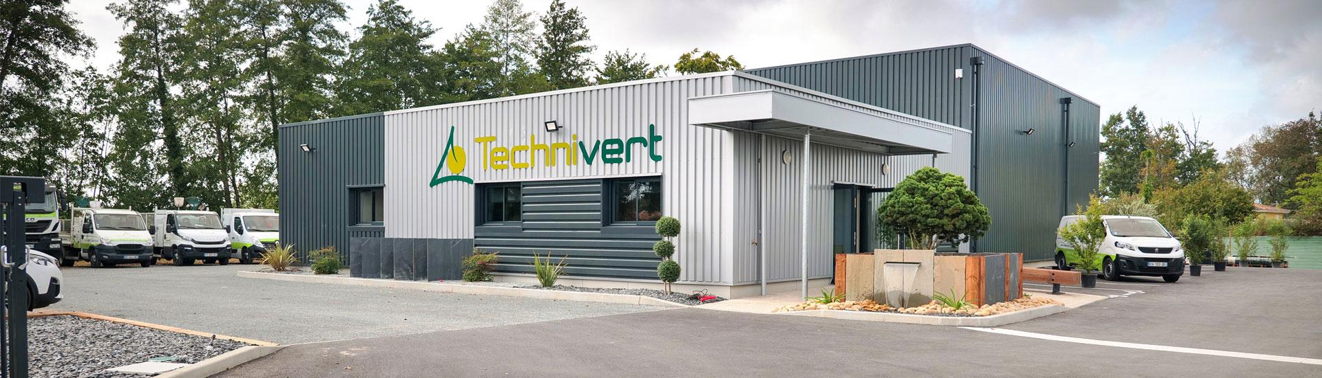 technivert locaux